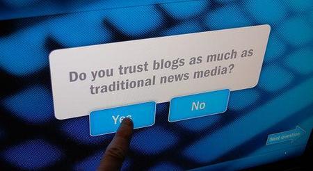 Elegir entre un blog corporativo o una sección de noticias en la web
