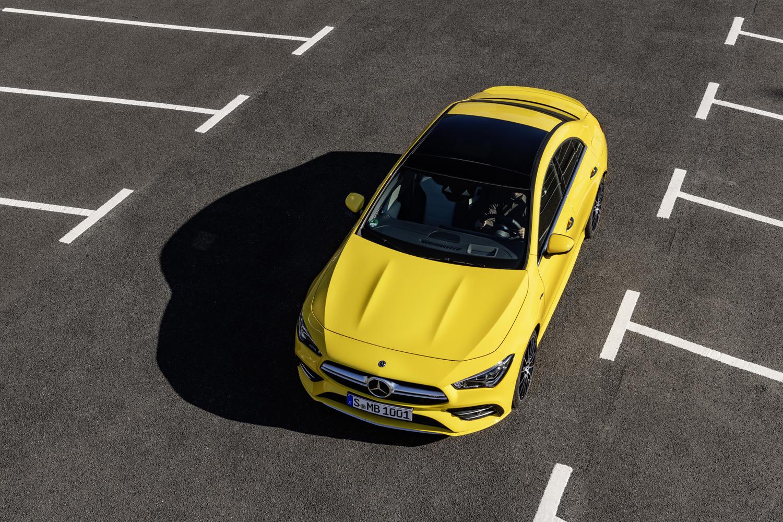 Mercedes-Benz CLA II (2019) 21