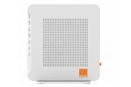 Router Orange Fibra 10 Gbps