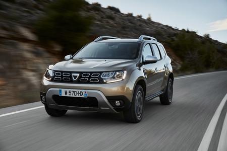 Dacia Duster 2018, prueba contacto
