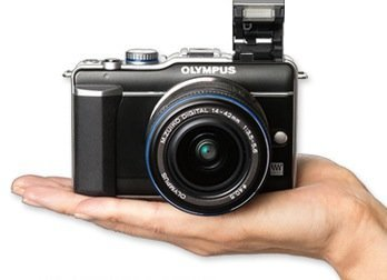 Olympus ya tiene lista la sucesora de la E-PL1