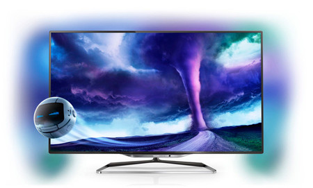 Philips presentará su primer televisor 4k durante IFA 2013