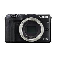 Canon EOS M3, una interesante sin espejo que esta mañana Mediamarkt te deja por sólo 299 euros