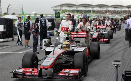 Lewis Hamilton perderá cinco posiciones en parrilla en el GP de China