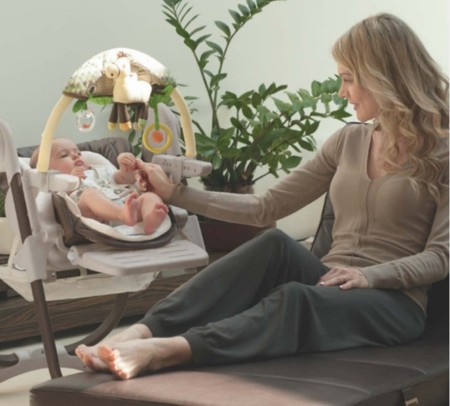 Muebles evolutivos, una fórmula económica para acompañar a tu bebé en varias etapas