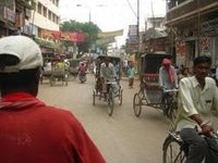 Experiencias de la India: Los rickshaws