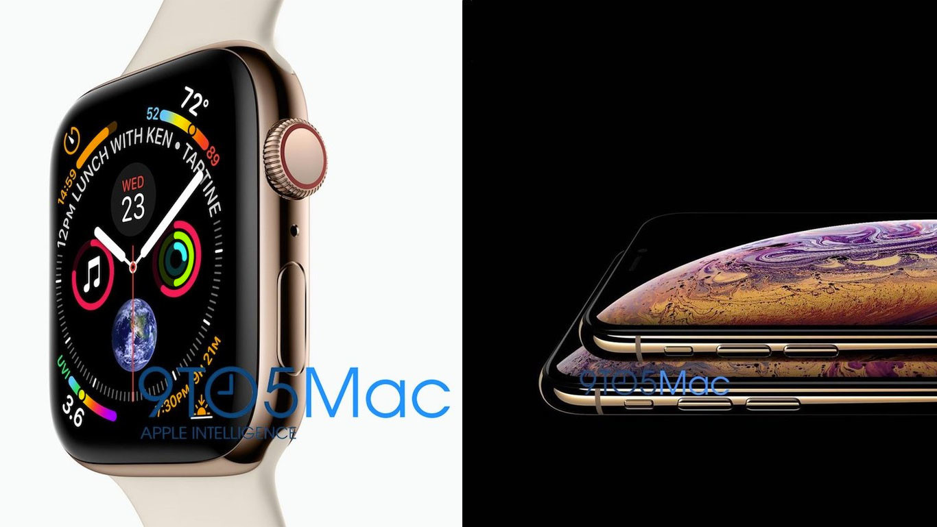 74ed5638ec3 iPhone Xs, Xs Max y iPhone Xr y Apple Watch Series 4: se filtran nombres,  modelos y colores antes de la presentación de Apple