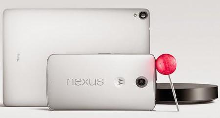 Nuevos Nexus y Android 5.0 (Lollipop), toda la información
