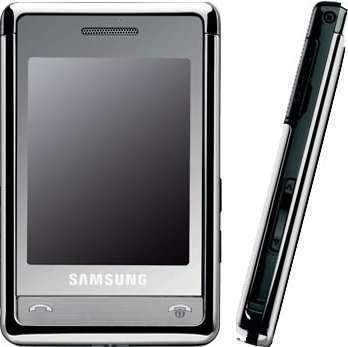Presentado el móvil de Samsung y Armani