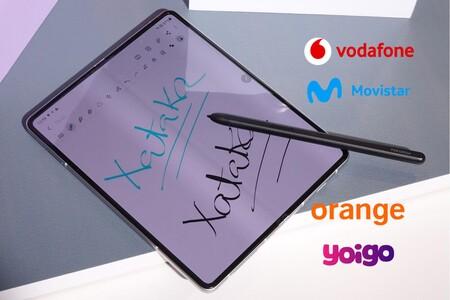 Dónde comprar los Samsung Galaxy Z Flip3 y Fold3 más baratos: comparativa ofertas con Movistar, Vodafone, Orange y Yoigo