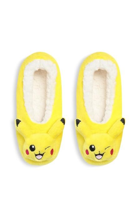 Pantuflas de Pikachu por 4,50 euros