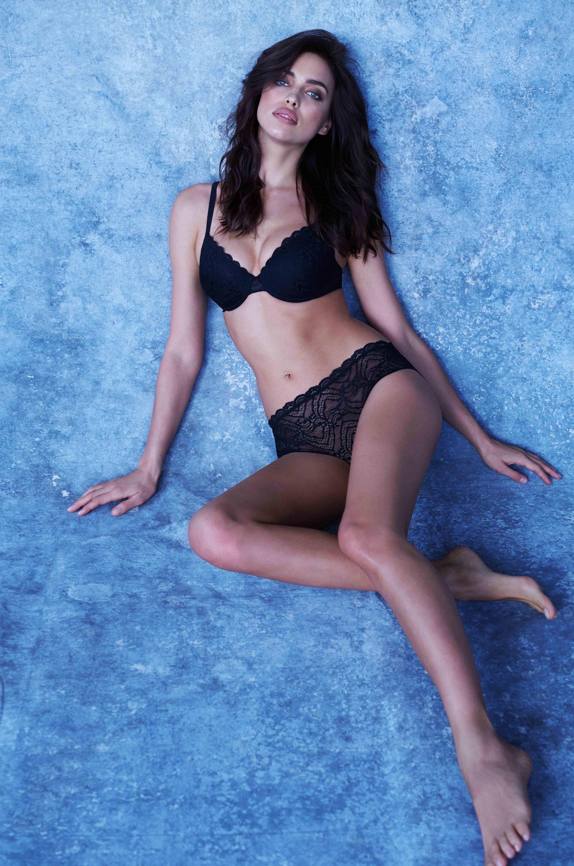 Foto de El lado más sexy de Irina Shayk como imagen de Intimissimi (2/5)