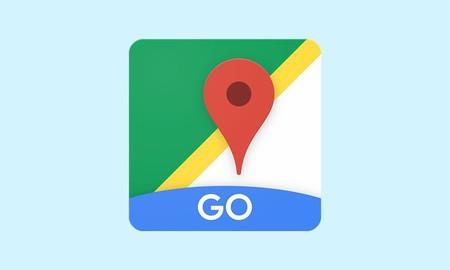 Google Maps Go Beta llega a todo el mundo: así puedes descargar su versión ligera en el Play Store