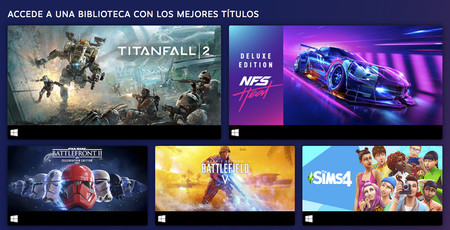 La página de EA Access ya está disponible en Steam y permitirá jugar a todos sus juegos por 3,99 euros al mes