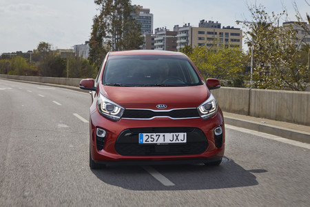 Kia Picanto 2017 Pop Orange 270