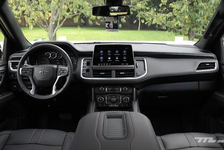 Chevrolet Suburban 2021 Mexico Opiniones 17