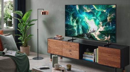 """Esta elegante smart TV 4K de Samsung de 49"""" es la tele chollo de las ofertas de septiembre de Amazon: precio mínimo de 479 euros"""