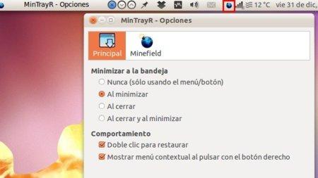 MinTrayR minimiza Firefox (y otros programas de Mozilla) a la bandeja de sistema