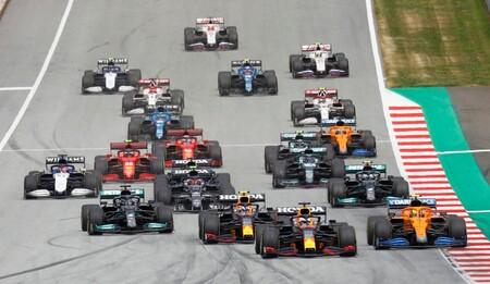 Austria F1 2021