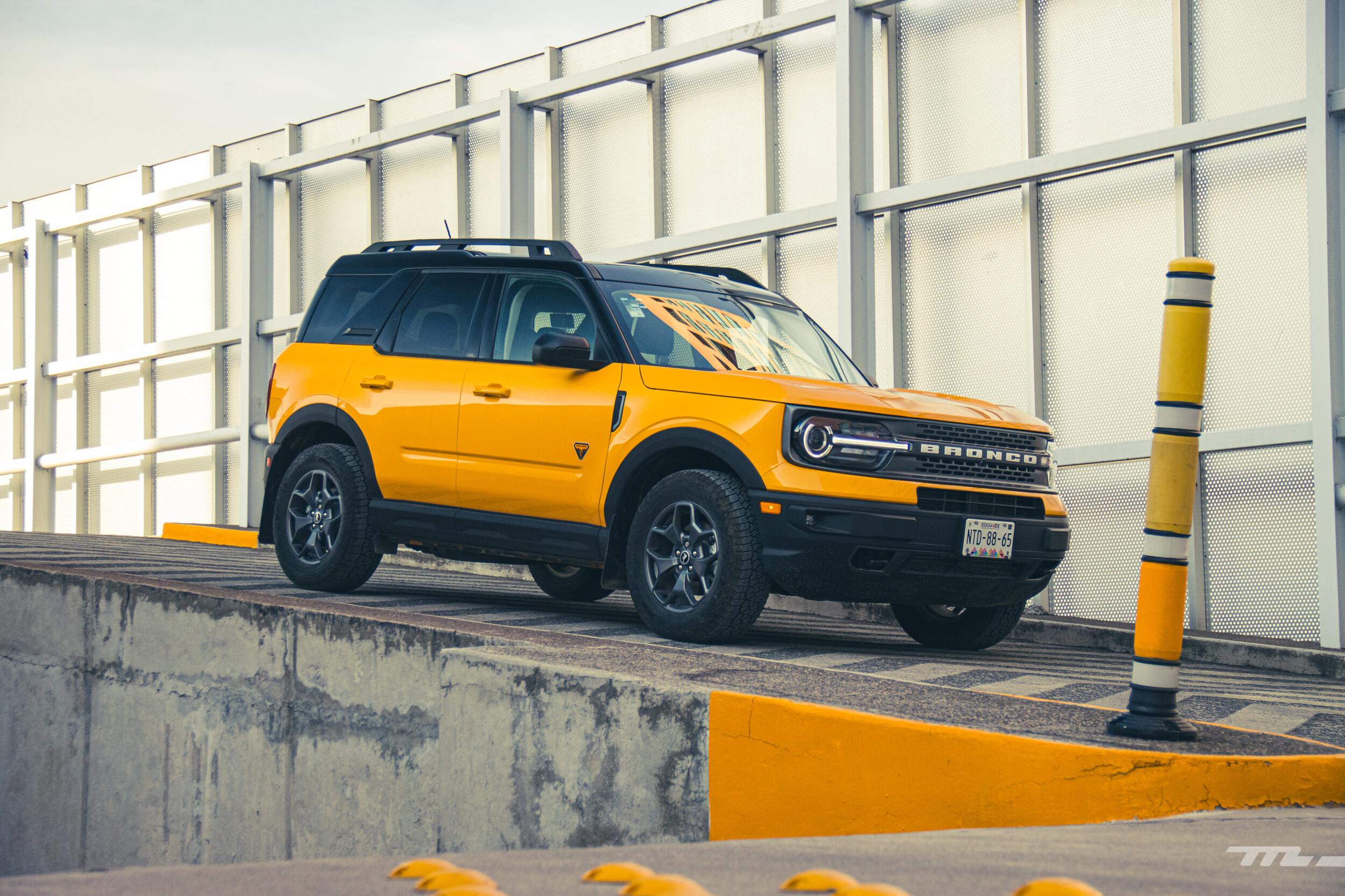 Foto de Ford Bronco Sport, a prueba (12/50)