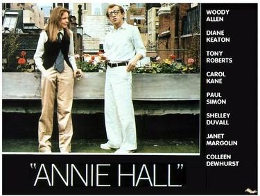 Moda de cine (I): Annie Hall de Woody Allen