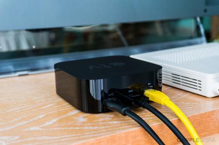 Descubren que el Apple TV 4K esconde un conector Lightning dentro del puerto Ethernet