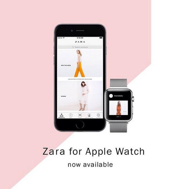 Zara Apple Watch