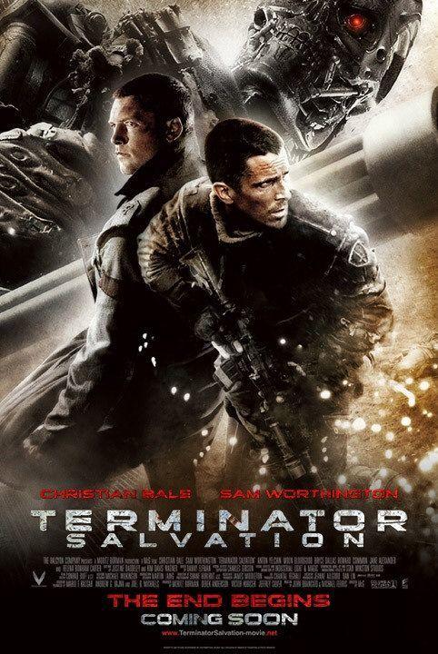 Foto de 'Terminator Salvation', nuevos carteles (1/6)