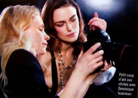 Keira Knightley, el Photoshop y la campaña de Coco Mademoiselle III