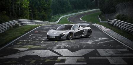 El McLaren P1 baja de los 7 minutos en Nürburgring Nordschleife