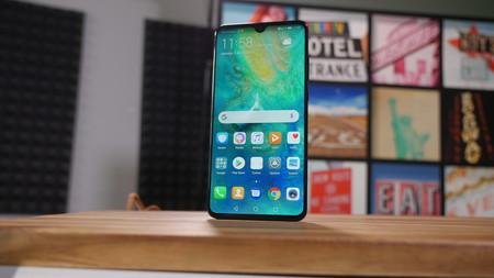Huawei Mate 20 tras un mes de uso: ser el del medio le sienta de lujo