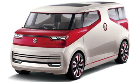 Suzuki Air Triser Minivan Concept, para Tokio