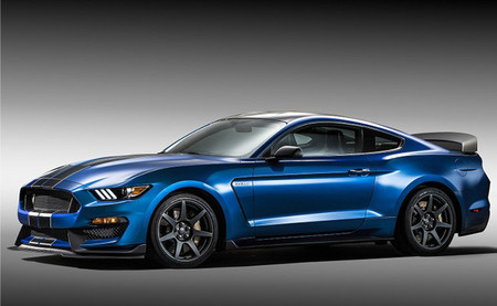 Ford Mustang Gt350r