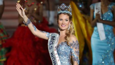 La española Mireia Lalaguna es la mujer más bella del mundo