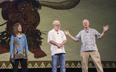 'Vaiana' | Hablamos con John Musker, Ron Clements y Osnat Shurer