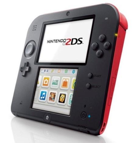 La nueva Nintendo 2DS
