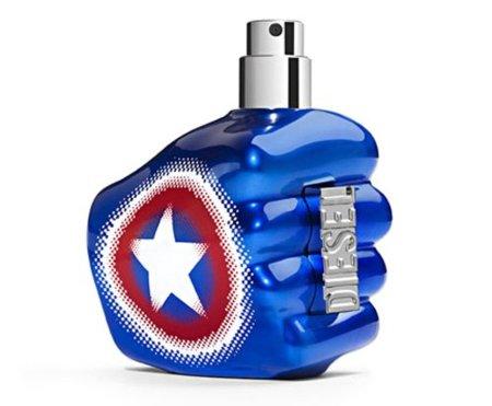Diesel Captain America: huele a superhéroe