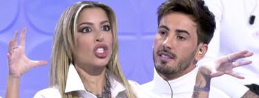 Iván González destapa en 'MyHyV' el montaje que quiso hacer Oriana Marzoli iventándose una infidelidad