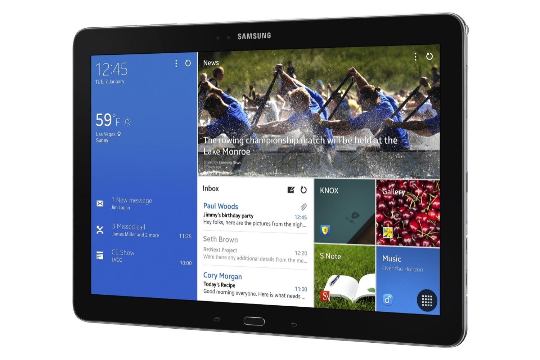 Foto de Samsung Galaxy NotePRO, imágenes oficiales (4/7)