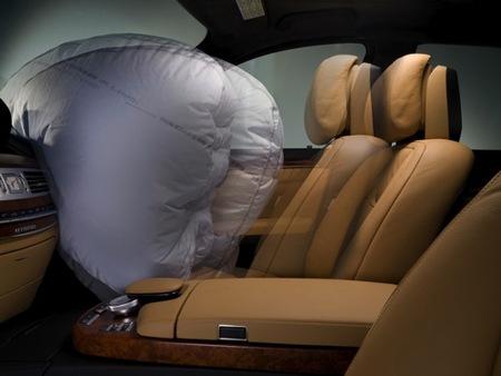 airbags adaptativos