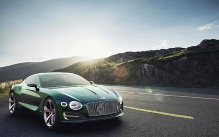 Bentley podría entrar al ruedo de los superdeportivos con el EXP 10 Speed 6