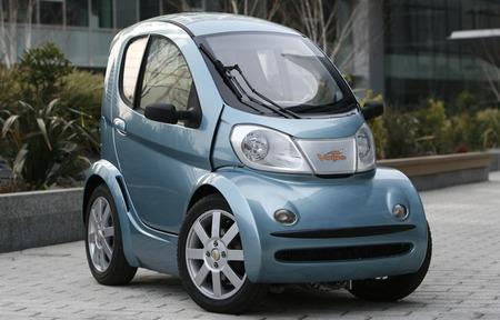 Volpe Zagato, un nuevo pequeño biplaza eléctrico, pero de autonomía extendida