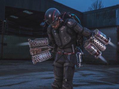 El traje volador de Iron Man existe, es sorprendente y se llama Daedulus