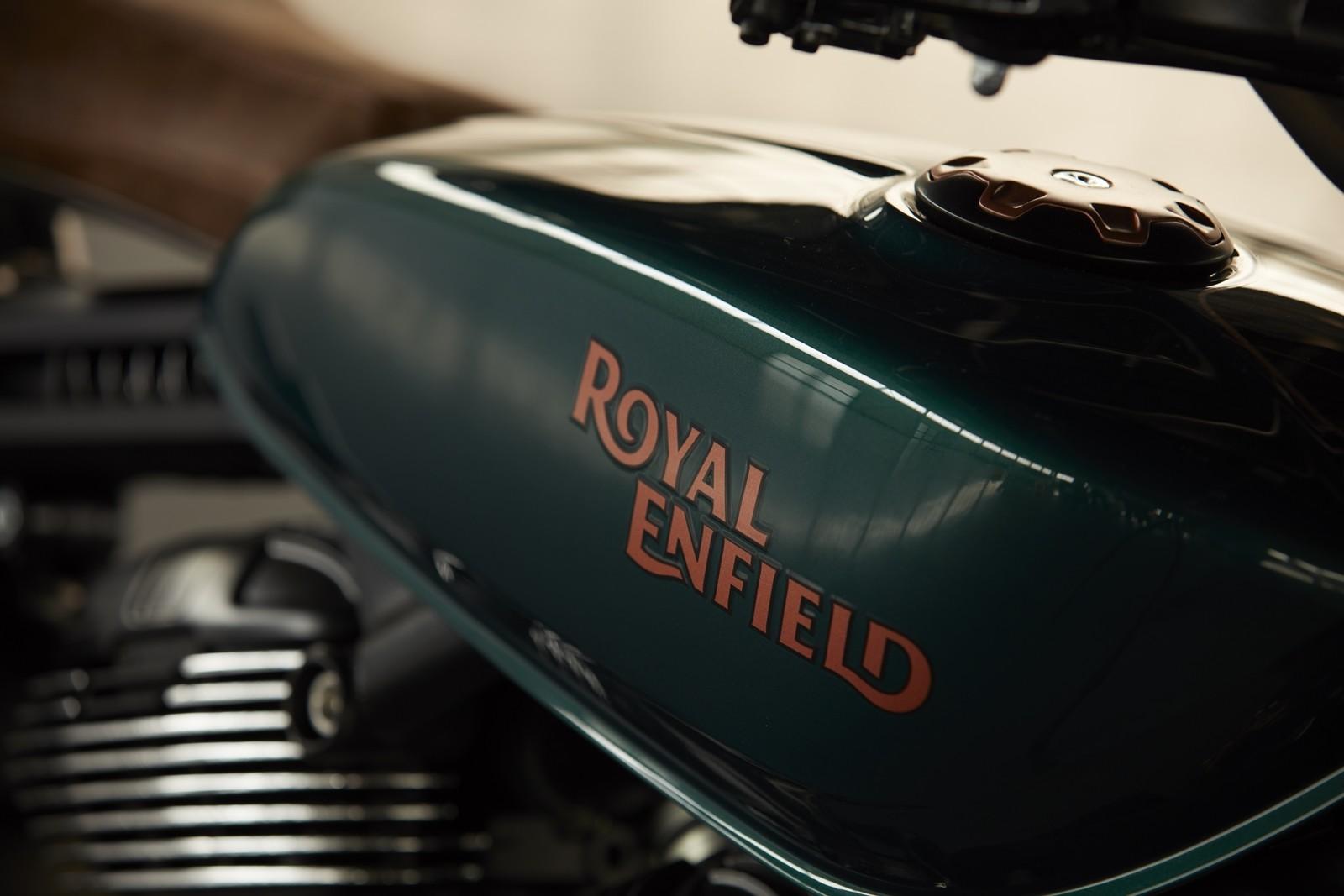 Foto de Royal Enfield KX Concept 2019 (70/81)