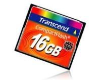 CompactFlash 16 GB 133x, de Transcend