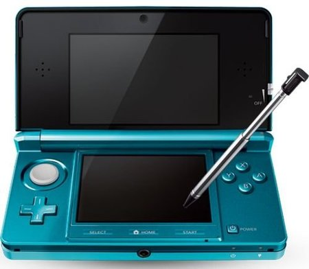 Nintendo 3DS. Estos títulos acompañarán su debut europeo