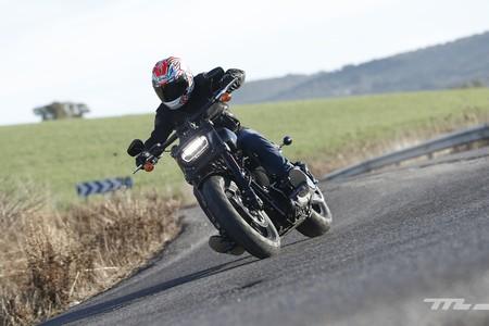 Harley Davidson Triple S 2020 Prueba 037
