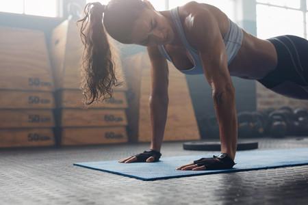 Flexiones Mujer