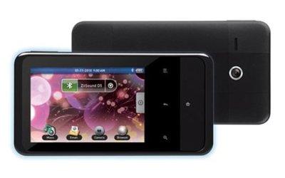 Creative Zen Touch 2, un reproductor táctil que también apuesta por Android