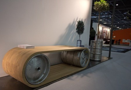 Cuatro ideas para reciclar barriles de cerveza